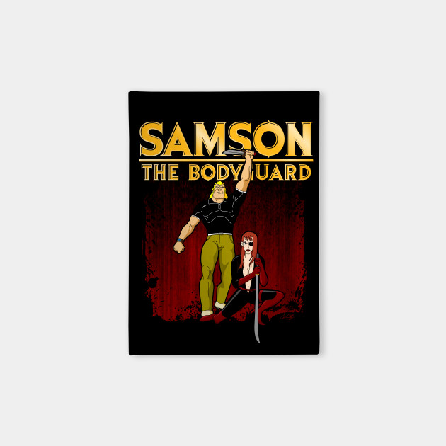Samson The Bodyguard