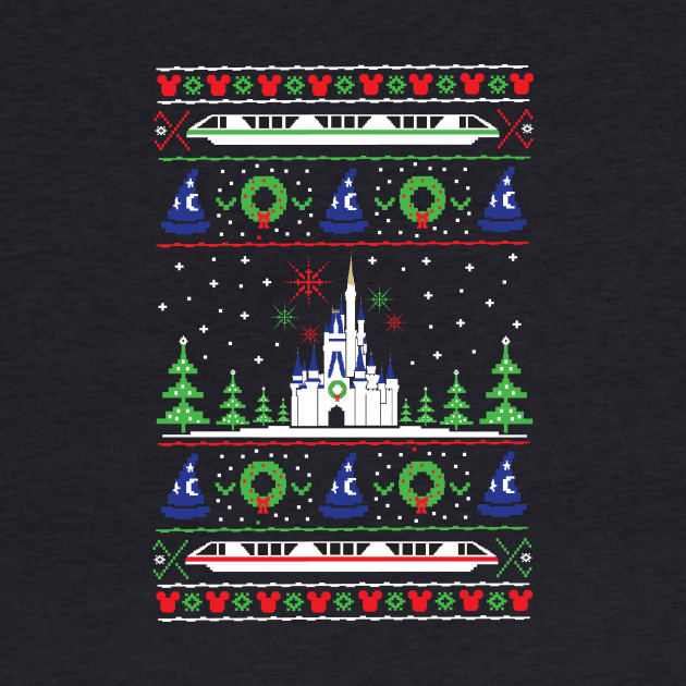Disney Ugly Christmas Sweater