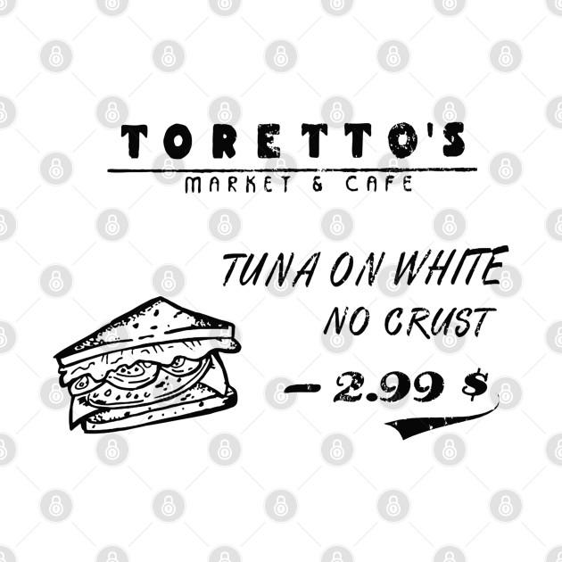Fast & Furious - Tuna on White no Crust