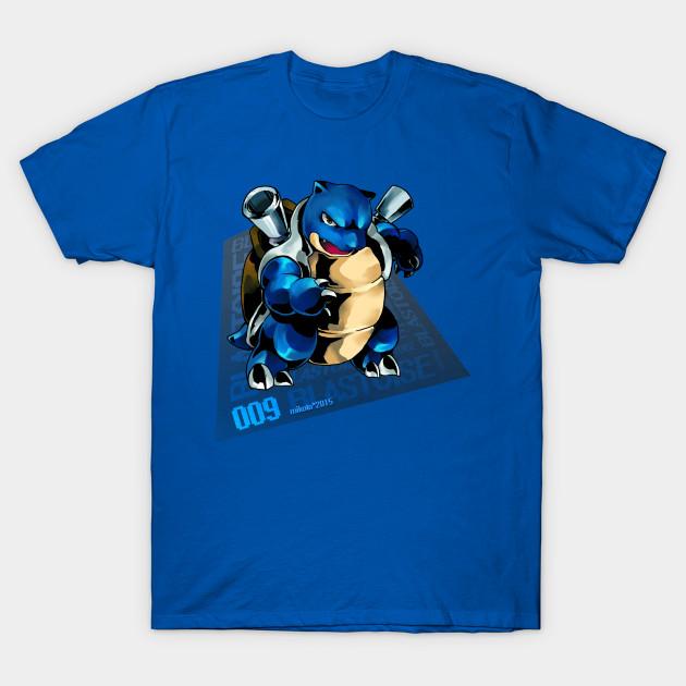 4fc678983 I choose you - Blastoise - I Choose You - T-Shirt   TeePublic