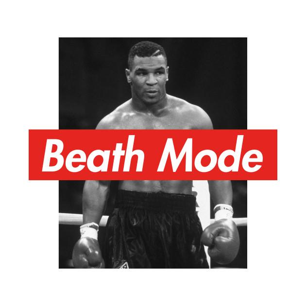 123af69f2e1c Beath Mode - Mike Tyson - T-Shirt | TeePublic