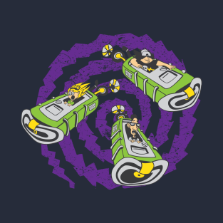 Tentacle Traveling t-shirts