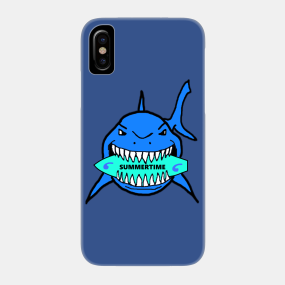 109db772dfc3 Shark Jaws Phone Cases - iPhone and Android | TeePublic UK