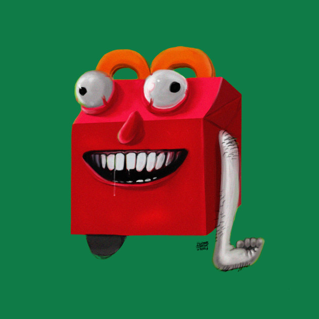 Ugly Happy Meal