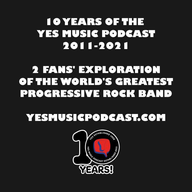 10th Anniversary Merch!