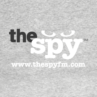 The Spy FM (Grey)