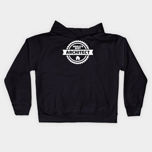 World/'s Best Architect Hoodie Sweatshirt