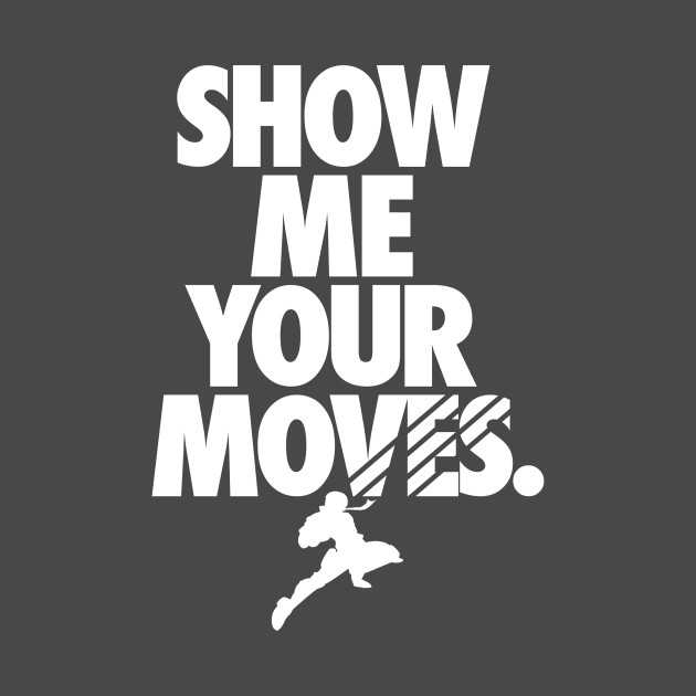 Show Me Your Moves (Dark)
