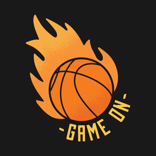 """Basketball """"Game On"""""""