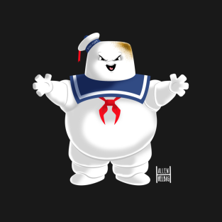 Stay Puft t-shirts