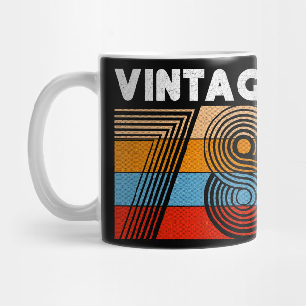 40th Birthday Gift Vintage 1978 For 40 Years Old Men Women