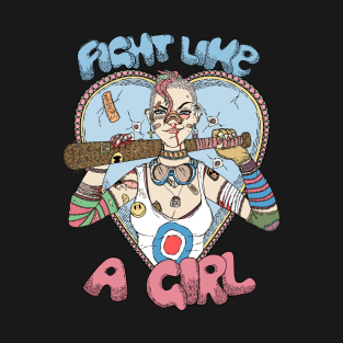 Fight Like a Tank Girl