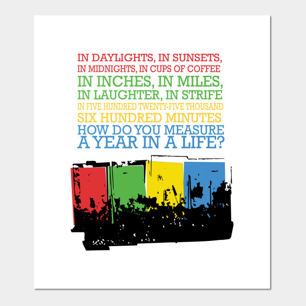 Rent Quotes Daylights Pride Queer Life Posters And Art Prints Classy Rent Quotes