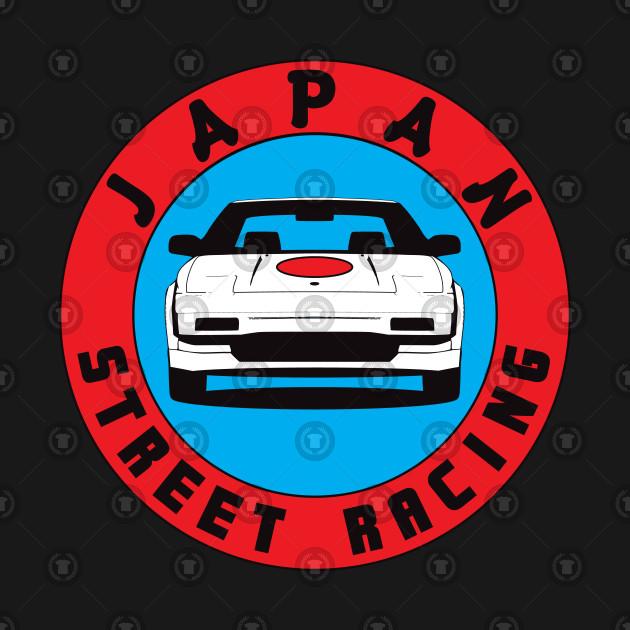 Japan Street Racing JDM Tuning Red Birthday Gift Shirt