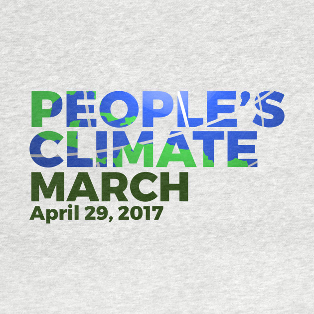 People's Climate March - April 29, 2017