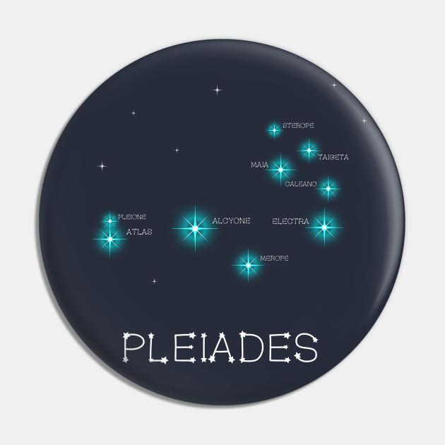 Open Star Cluster Pleiades