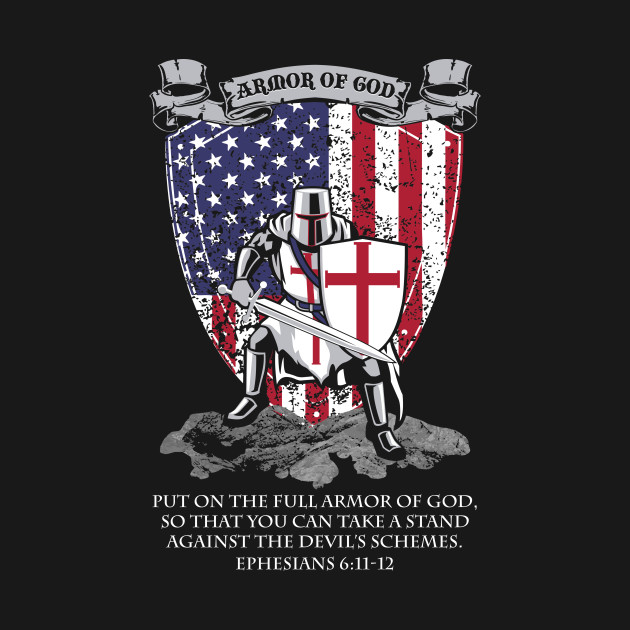 Put On The Full Armor Of God - Christian Gifts