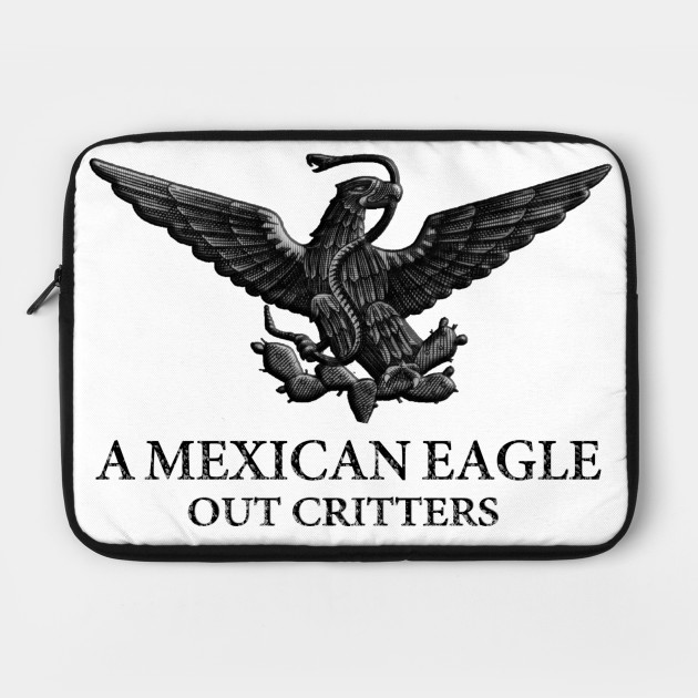 A MEXICAN EAGLE