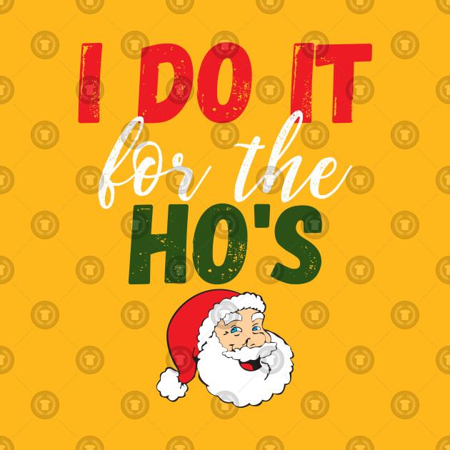 Ho Ho Ho Merry Christmas.Santa Does It For The Laughs