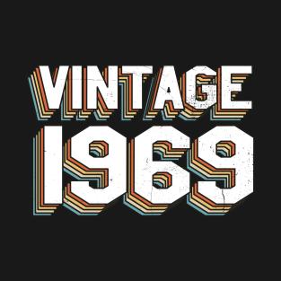 68b9eac14 1969 Birthday T-Shirts | TeePublic