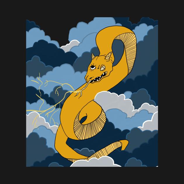 Stormy Snake