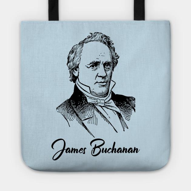 James Buchanan's portrait