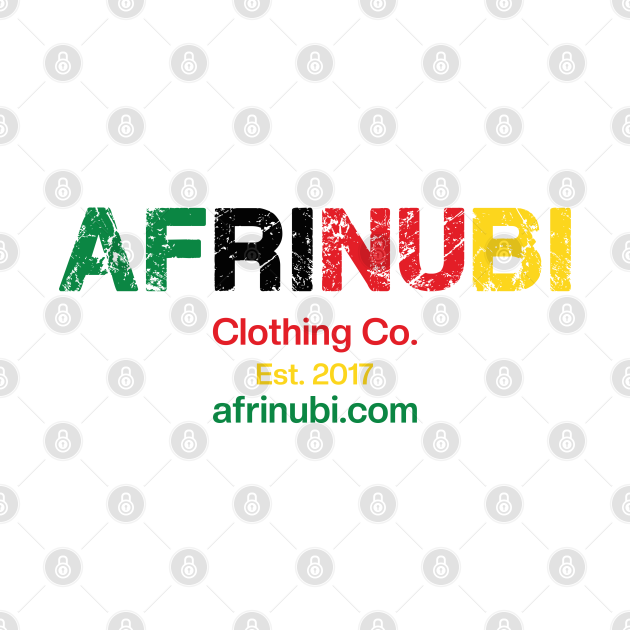 Afrinubi Clothing Company Est. 2017