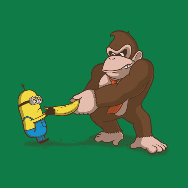 Banana fighters