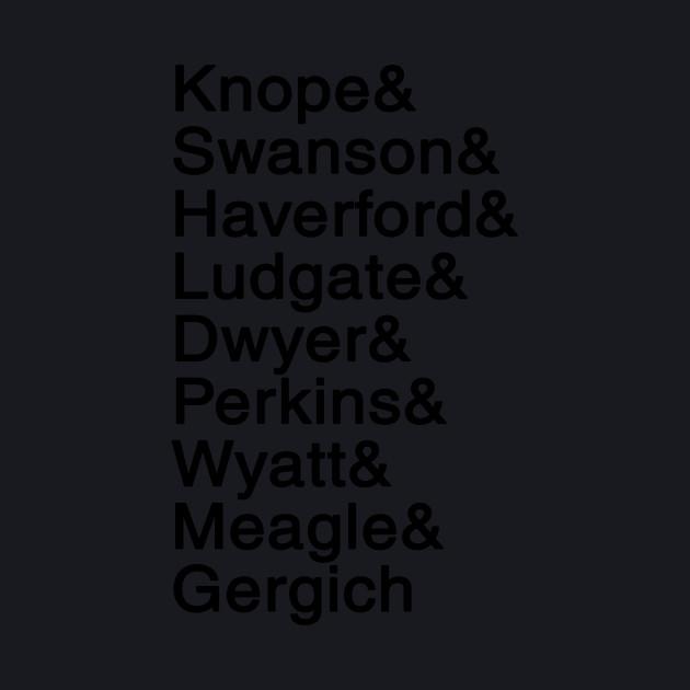 Pawnee List