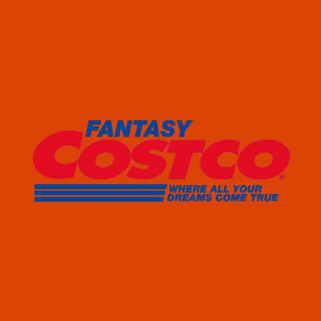 8dec50e4b430d Fantasy Costco - Fantasy Costco - T-Shirt