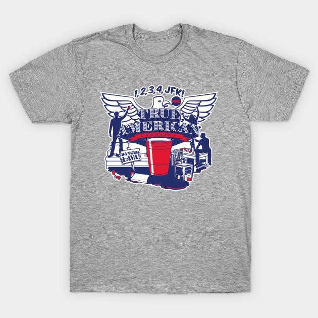 004a6913 True American Champion - New Girl - T-Shirt | TeePublic