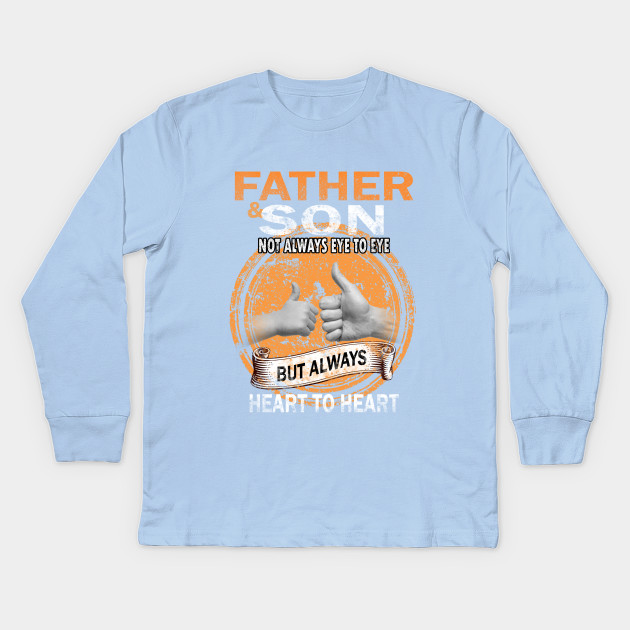 c05c08f6 Father And Son Not Always Eye To Eye Shirt - Father Son Not Always ...