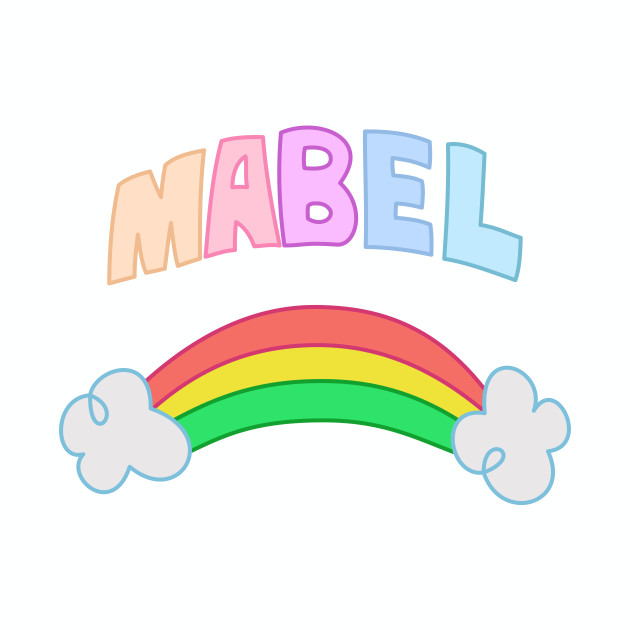 Mabel Rainbow - Mabel's Sweater Collection