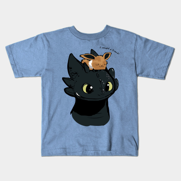 how to train your dragon t shirt kids