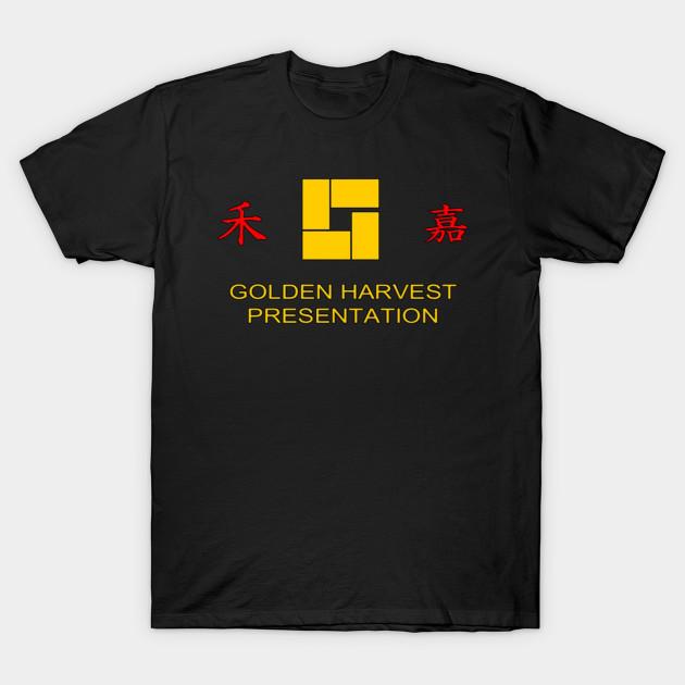 406ab3ce5d438c Golden Harvest Productions - Kungfu - T-Shirt