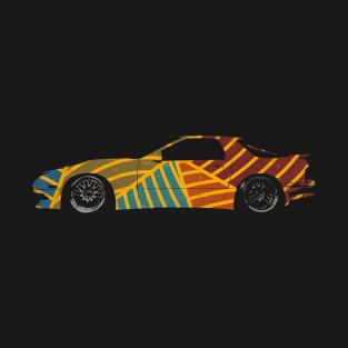 RX7 t-shirts