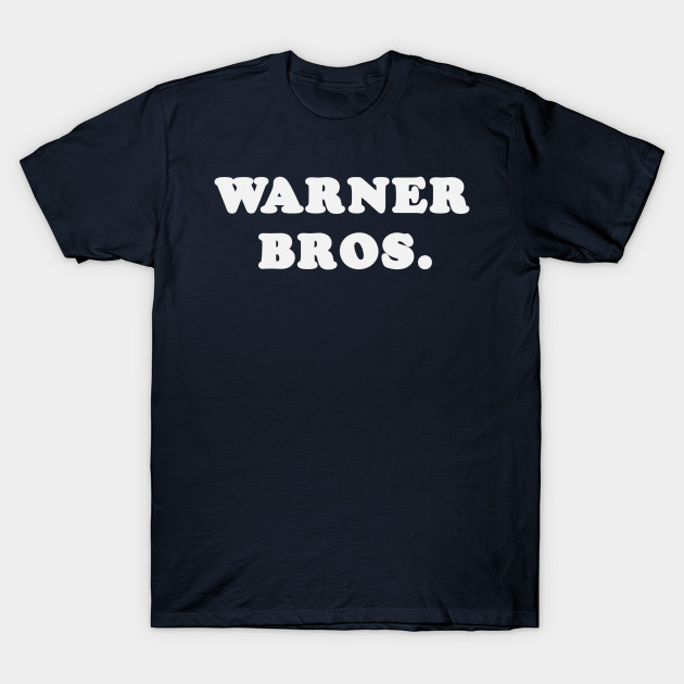 922b711d2088 Vintage Warner Bros. production logo - Warner Brothers - T-Shirt ...