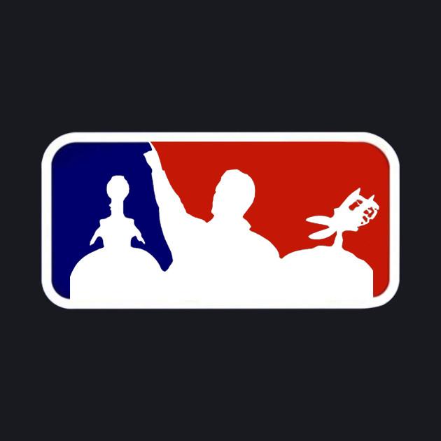 Major League Riffing - no Lettering