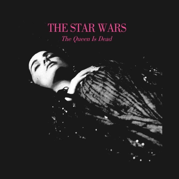 46943991 The Queen is Dead (NOOOOOOO!!) - The Smiths - T-Shirt | TeePublic