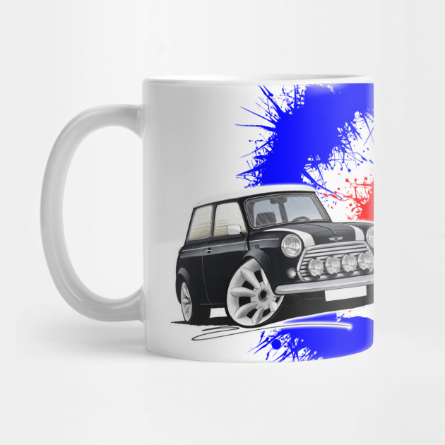 Mini Splat - Mini Cooper - Mug | TeePublic