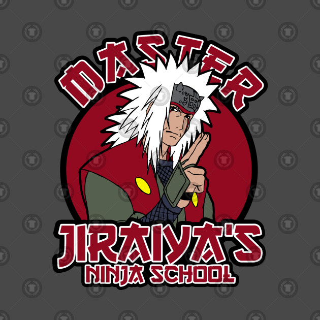Master Jiraiya's Ninja school
