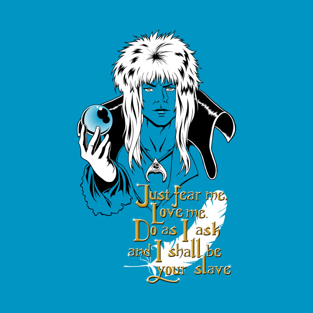 Jareth, The Goblin King