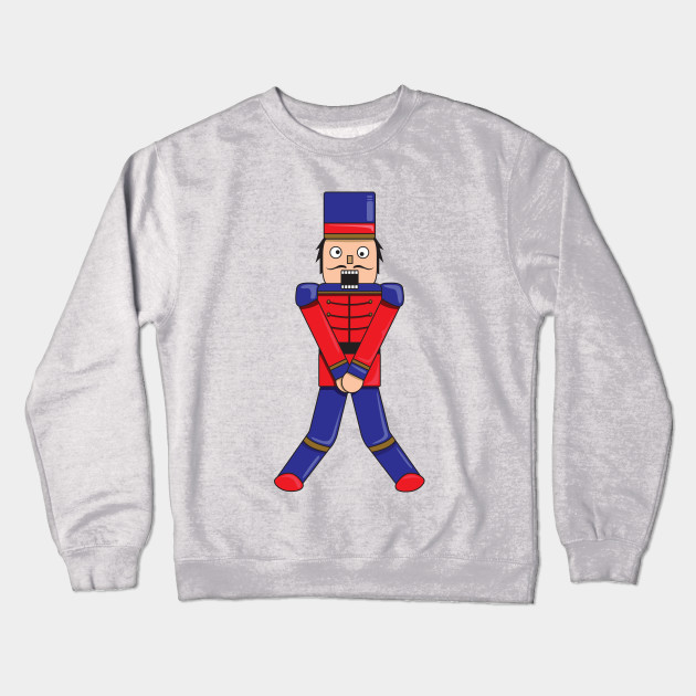 e850dd49e The Nutcracker TShirt - Funny Christmas Tee for Men Crewneck Sweatshirt