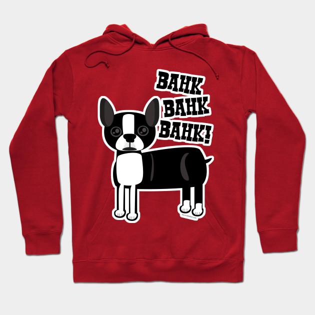 59e7f3de891 Boston Accent Terrier - Boston Terrier - Hoodie