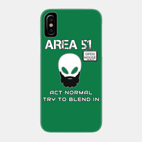 Area51 September 20 Phone Cases - iPhone and Android | TeePublic