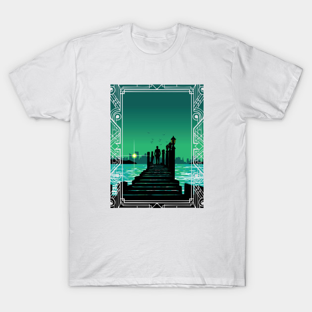 Green Light T-Shirt-TOZ
