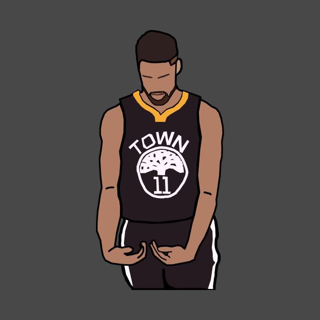 buy online 084db 8303a Klay Thompson 'Big Balls' - NBA Golden State Warriors