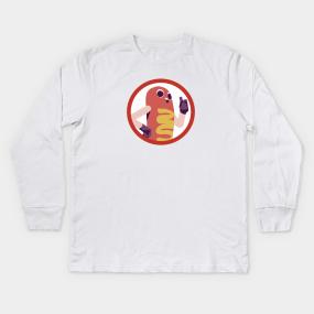 d2fa04bc81c Hawt Dawg Man - Chloe Price inspired Kids Long Sleeve T-Shirt