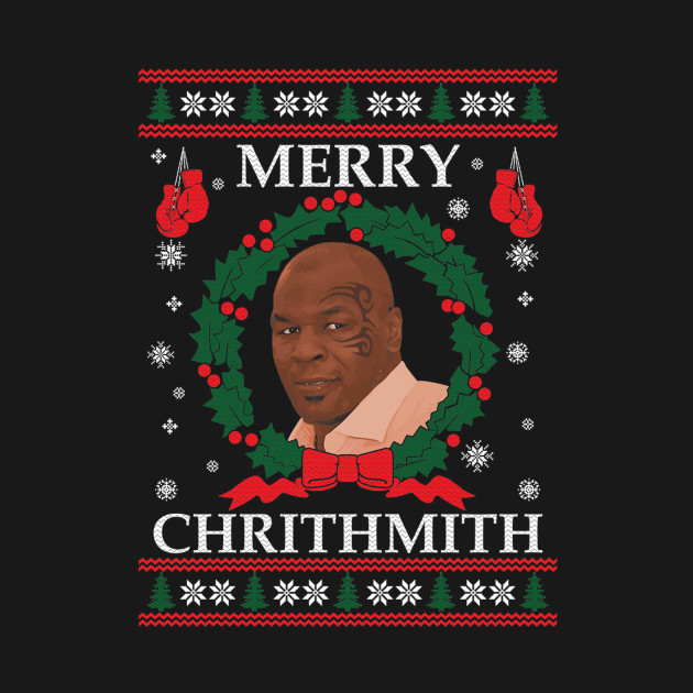 789882 1 - Merry Christmas Mike Tyson