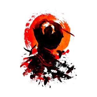 Samurai Clash t-shirts